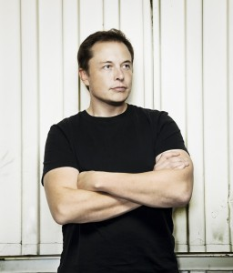 Elon Musk Portrait