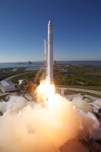 Elon Musk Launch